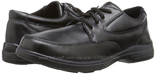 Кожаные туфли Hush Puppies, размер 11 US