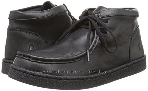 Кожаные туфли Hush Puppies, размер 13. 5 US