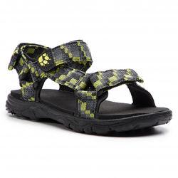Фирменные сандалии босоножки Jack Wolfskin. Оригинал.