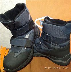 Ботинки зимние Tiflani 36 размер 23. 7 см