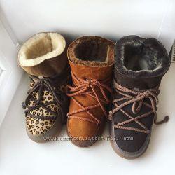 INUIKII  марка специализируется на создании теплых зимних ботинок