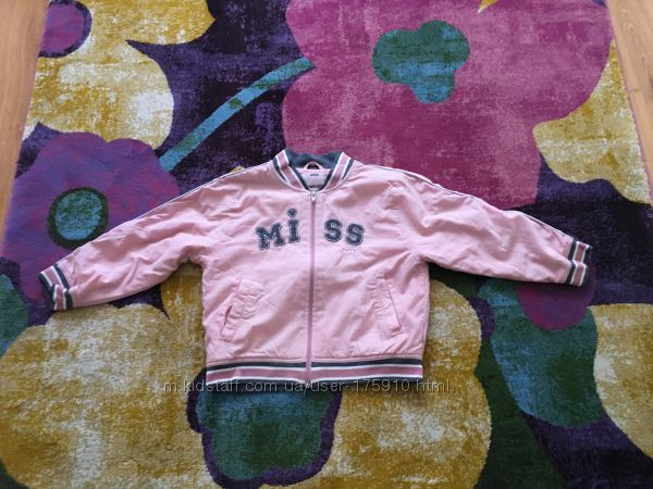 Красивая курточка Wojcik для девочки