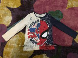 Реглан C&A Spider man