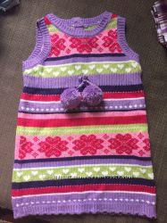 Продам удлиненную тунику-платье Crazy8 размер 2 года
