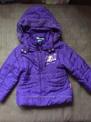 Продам куртку Дисней размер 3 года