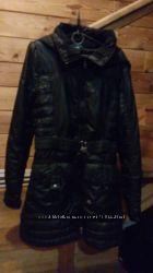 Курточка-полупальто Адидас