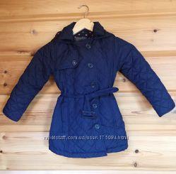 Куртка удлиненная весна-осень рост 116