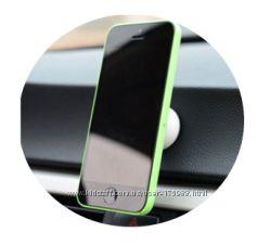Универсальный автомобильный магнитный держатель Magnet 360 Degrees Mini Hol
