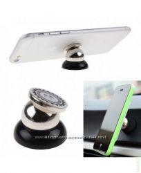 Универсальный автомобильный магнитный держатель Magnet 360 Degrees Mini Ho