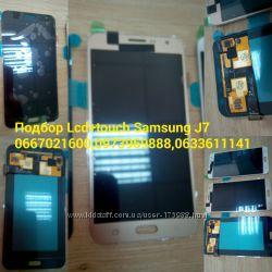 LCD и Touch Samsung G920 S6 дисплей      Подбор аксессуаров, чехлы, защитн