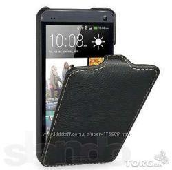Кожаный чехол флип для HTC и другие модели телефонов опт и розница Подб