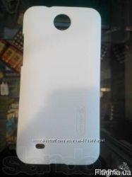 Пластиковая накладка Нилкин для HTC Desire 300 Разные цвета Подбор чехлов