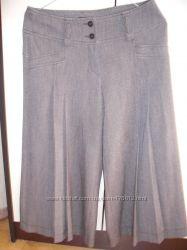 Стильные брюки-юбка