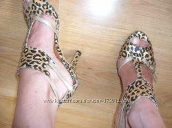 Летние туфельки фирмы CARLO ROSSI Италия