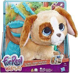 Furreal Friends Интерактивный Щенок на поводке FurReal Big Wags Pup