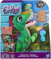 FurReal Friends Интерактивный динозавр Рекс FurReal Munchin Rex