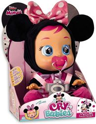 Кукла плакса IMC Toys Cry Babies Minnie Mouse Пупс Минни Маус