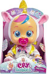 Кукла плакса Cry Babies Dreamy the Unicorn Пупс Единорожка Дрими