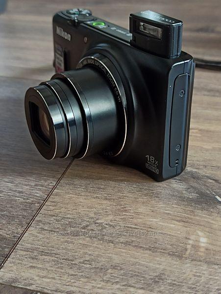 Фотоапарат Nikon Coolpix S9400 в дуже хорошому стані