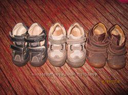 Осенняя обувь 23 разм