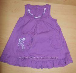 Продам красивое платье GLORIA JEANS 9-12 мес.