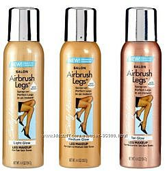 Жидкие колготки Sally Hansen Airbrush Legs Spray