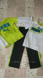 Легкий спортивный костюм PUMA на 5 лет ОРИГИНАЛ
