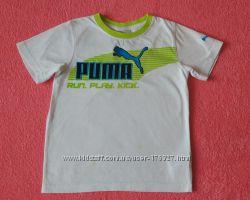 Фирменные футболки на 5 лет