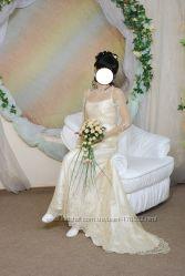Продам изящное платье в стиле ампир Papilio