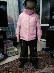 Практичная и теплая куртка ZEROXPOSUR, 4T