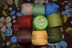 Распродажа остатков ниток для вязания