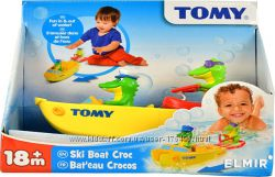 Крокодил на човні, Тому