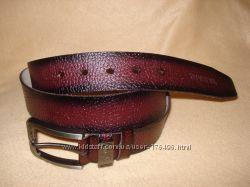 Продам брендовые мужские кожаные  ремни. Все в наличии