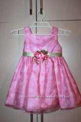 Красивые нарядные платья для праздника 1, 5-2 года