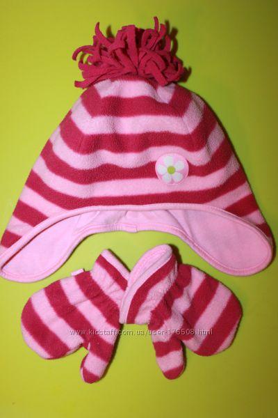 Комплект шапка и рукавички Mothercare