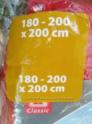 Махровая мягкая простынь на резинке 180х200 200х200 наматрасник Германия