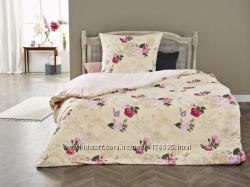 Красивенный постельный комплект в стиле Прованс meradiso