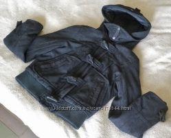 Теплая пальтовая куртка, шерстяная куртка пальто Topshop с утеплителем
