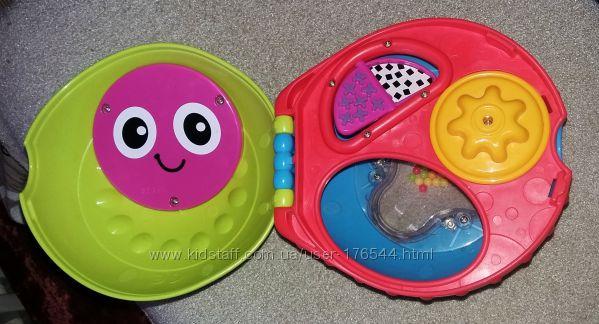 Развивающий мышление, мелкую моторику шар Playskool от Hasbro для малышей.