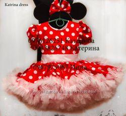 Платье минимаус