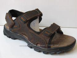 Босоножки - сандалии мужские - полностью кожа. код. -42.
