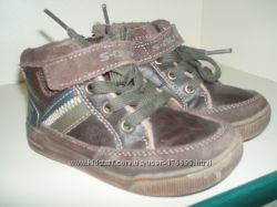 Демисезонные ботиночки S. Oliver