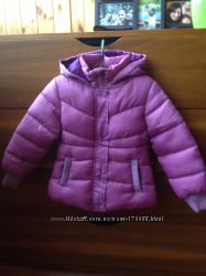 Курточка TERRANOVA на осень-весну девочке, р104-110, идеальное состояние.