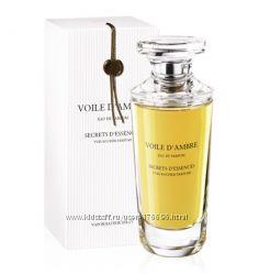 Парфюмерная вода Амбровая Вуаль Voile DAmbre Yves Rocher 50ml