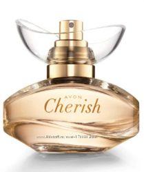 Парфюмерная вода Cherish 50мл AVON парфюм