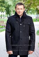 Стильная мужская верхняя одежда пальто, куртки. Сбор