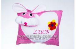 Классные декоративные подушки и тапочки игрушки. Супер цены и качество