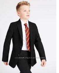 Пиджак школьный M&S 10-11 и 11-12 PLUS Senior Boys Blazer