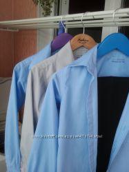 Рубашка школьная 9-10 лет MARKS&SPENСER