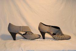 Туфли Updated 41р. Германия натуральная кожа.